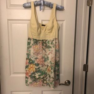 Lux (urban outfitters) Bustier Style Sundress